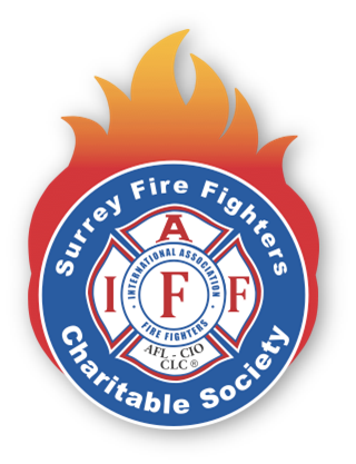 Surrey Fire Fighters Charitable Society logo