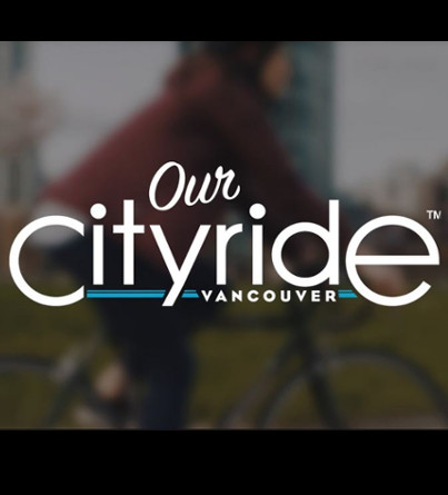Graphic for Our Cityride Vancouver